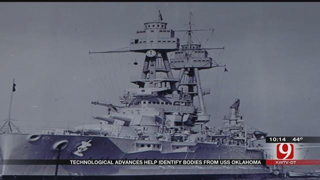 Technological Advances Help Identify Bodies From USS Oklahoma