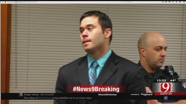 Daniel Holtzclaw Found Guilty