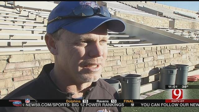 Tulsa Headed To Independence Bowl