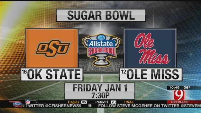 OSU Headed To Sugar Bowl