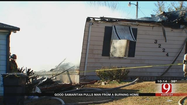 Neighbor Speaks Out After NE OKC Home Explodes