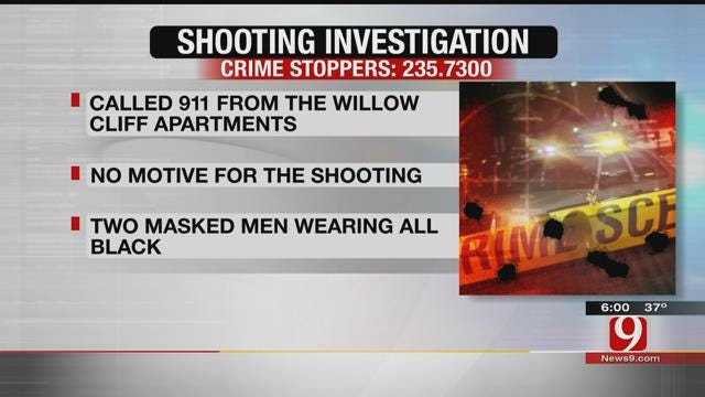 Police Investigating After Man Shot In NW OKC