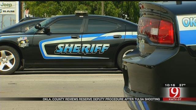 Training Adequate For Reserve Deputies In Oklahoma?