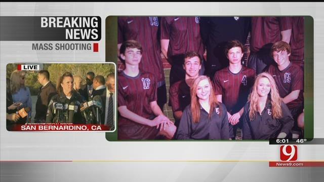 Edmond Soccer Coach Remembers Teenager Killed In Crash