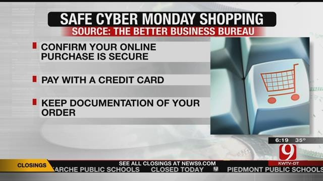 Tips On Protecting Your Information When You Shop Online This Cyber Monday