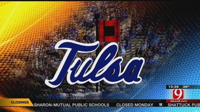 Tulsa Beats Tulane