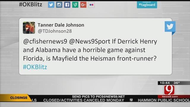 Baker Mayfield For Heisman?
