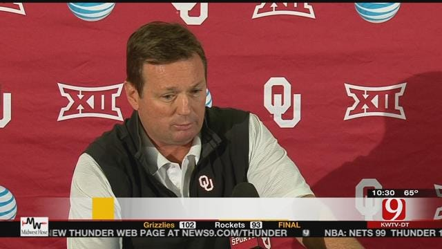 Sooners & Cowboys Get Ready For Bedlam