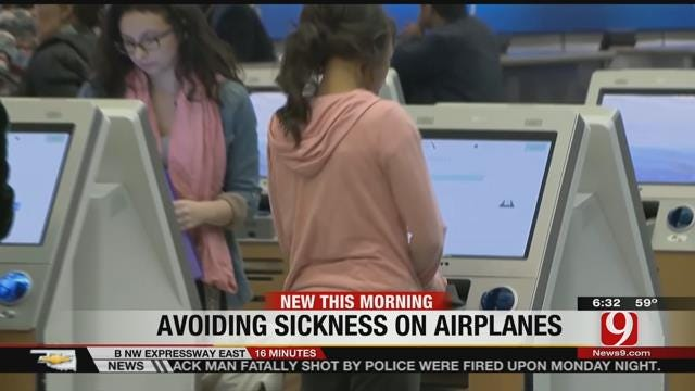 Tips On Avoiding Sickness During Air Travel