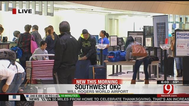 Travel Tips For Thanksgiving Holiday Fliers