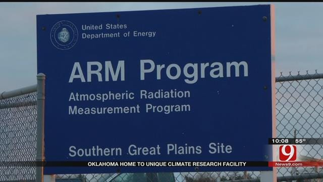 World's Largest Outdoor Weather Laboratory Sits Near Billings