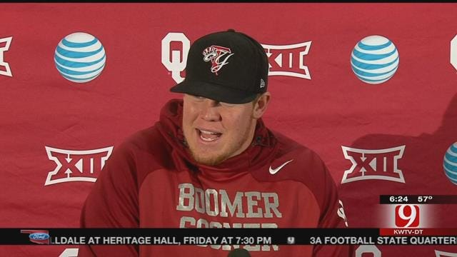 OU Rises To No. 3 In College Football Playoff Poll