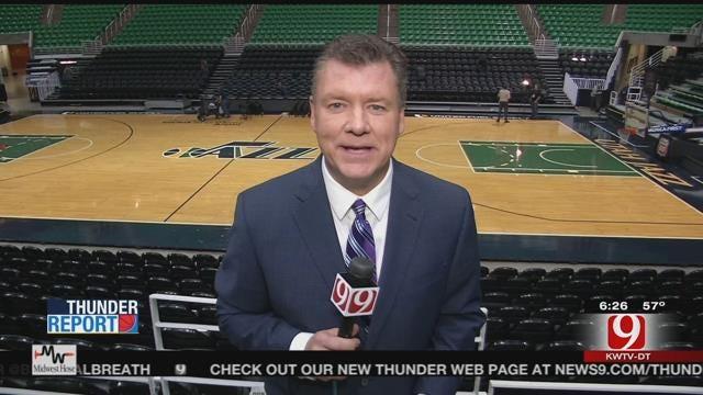 Steve Reports From Utah