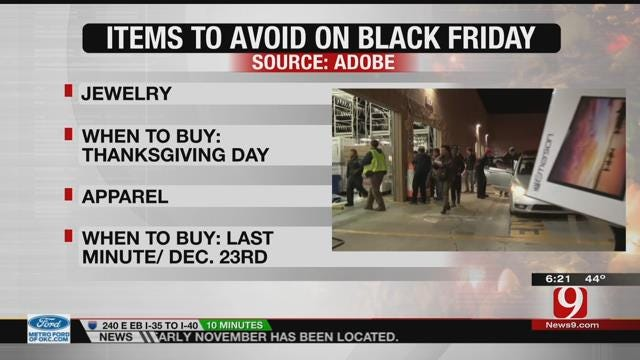 4 Things You Should Not Buy On Black Friday