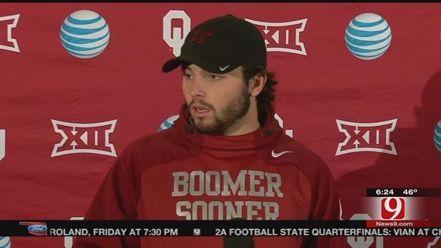All Eyes On The Status Of OU's Mayfield