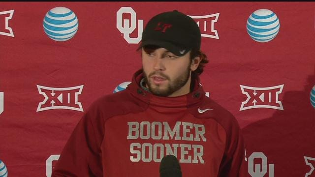 WATCH: Baker Mayfield Addresses His Concussion