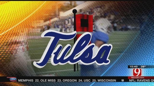 Tulsa Loses To Navy
