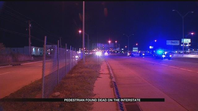 OHP: Body Found On The Interstate