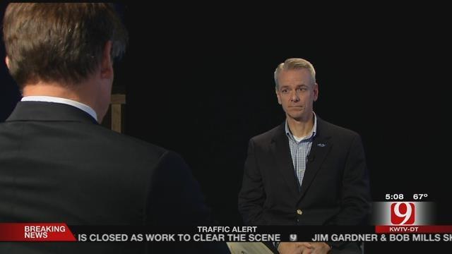 Oklahoma Congressman Steve Russell Discusses Refugee Crisis
