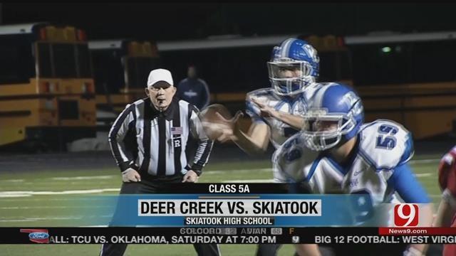5A Playoffs: Skiatook Vs. Deer Creek