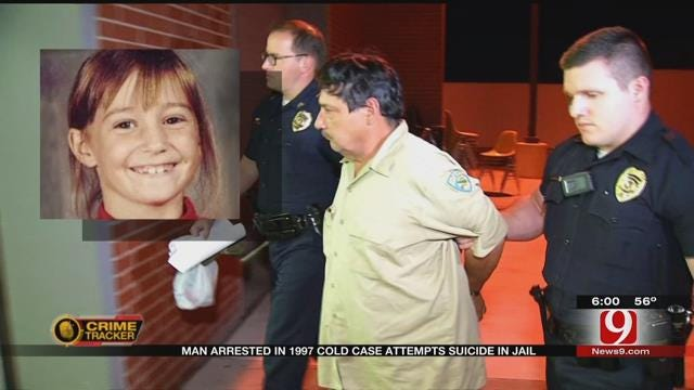 Attorney: Man Arrested In 1997 MWC Cold Case Tried To Commit Suicide In Jail