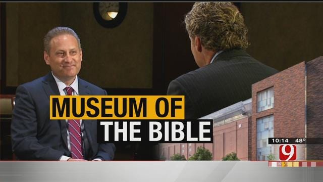 Hobby Lobby's Steve Green Shares Artifacts, Plans For Museum of the Bible