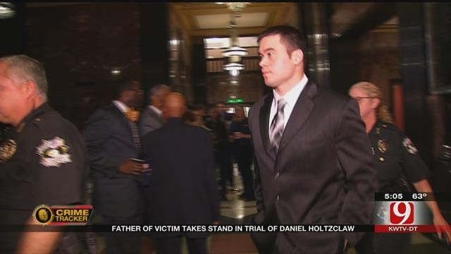 Sixth Woman Testifies Against Former OKC Police Officer