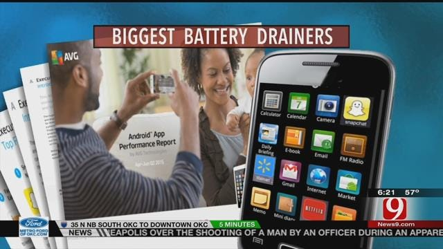 These Apps Are The Biggest Battery Drainers
