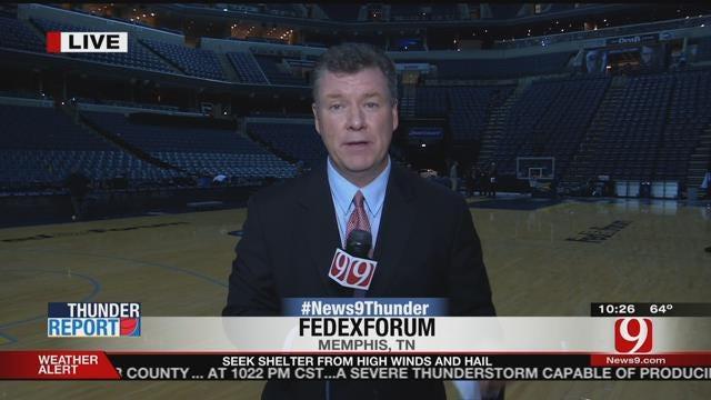 Steve Recaps The Thunder's Loss From Memphis