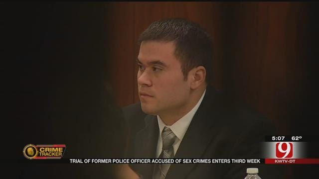 Holtzclaw Trial Resumes, Another Victim Testifies
