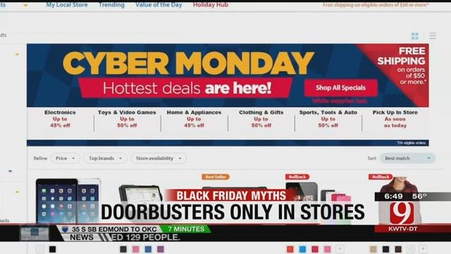 Top Shopping Myths On Black Friday Part II