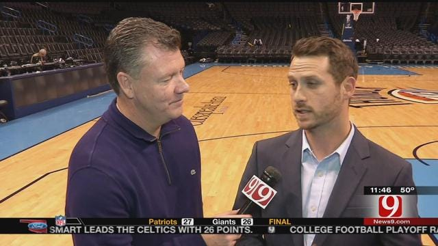 Steve And Royce Young Talk About The Thunder's Loss