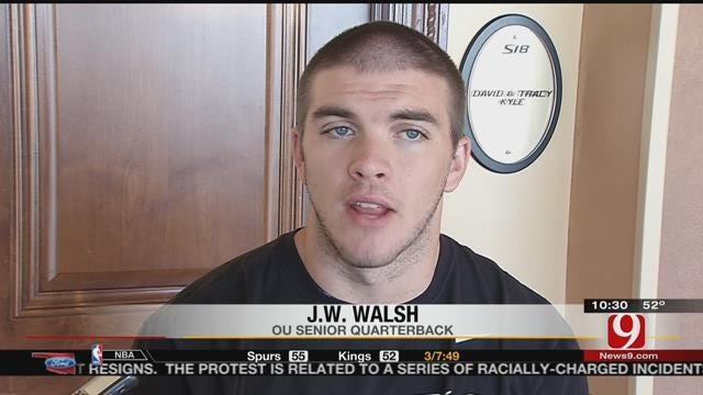 OSU Not Thinking About 2011 Loss To Iowa State