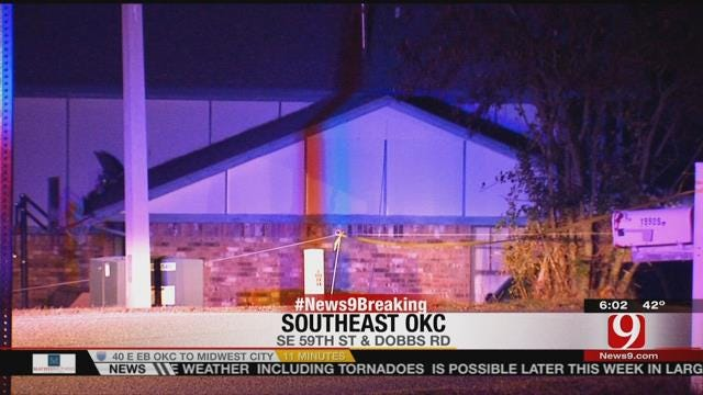 Rachel Calderon Reports On Latest Updates In SE OKC Deadly Shooting