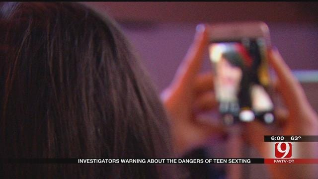 Sexting In Schools An Increasing Problem In Oklahoma