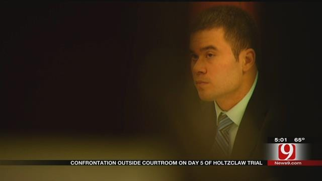 Holtzclaw Trial Enters Day 5