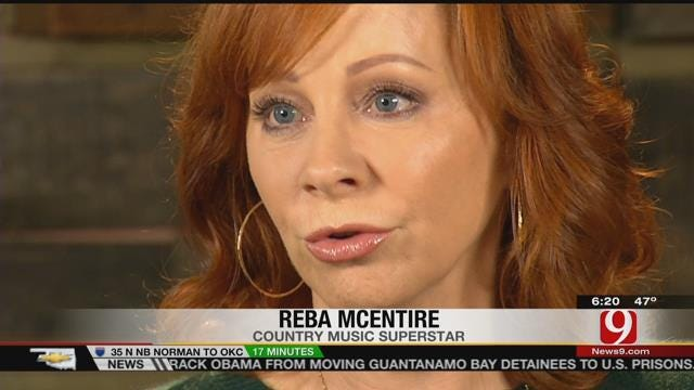 Reba McEntire Credits Mother With Encouraging Her To Record 1st Album