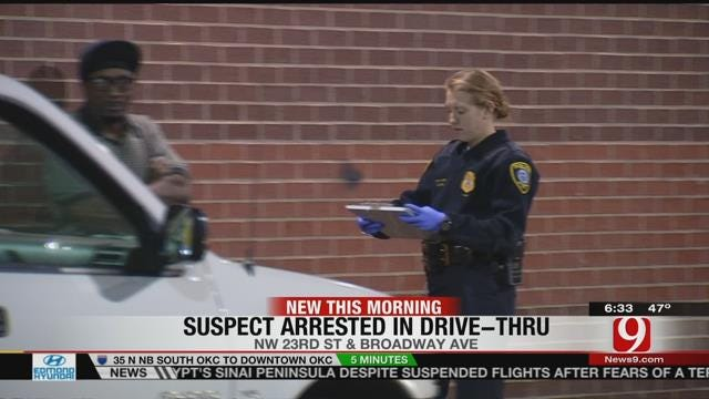 Police: 16-Year-Old Carjacking Suspect Arrested In McDonald's Drive-Thru