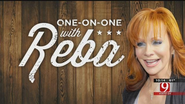 Only On 9: One-On-One With Oklahoma's Own Reba McEntire