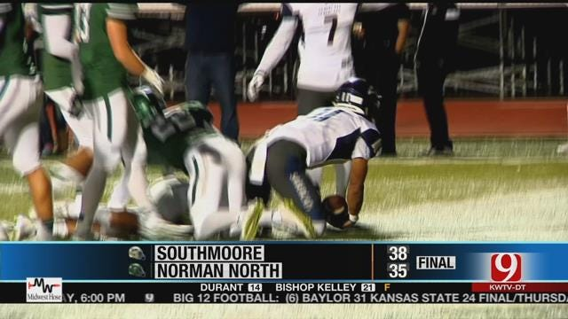 Southmoore Squeaks Past Norman North