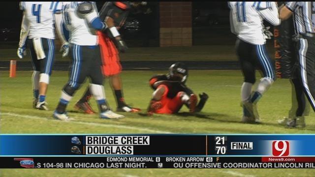 Douglass Runs Away From Bridge Creek
