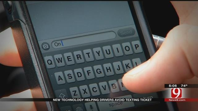 OK Drivers Turn To Technology After Texting Law Takes Effect