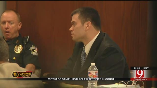 Day 3: Victim Testifies In Rape Trial Of Former OKC Officer
