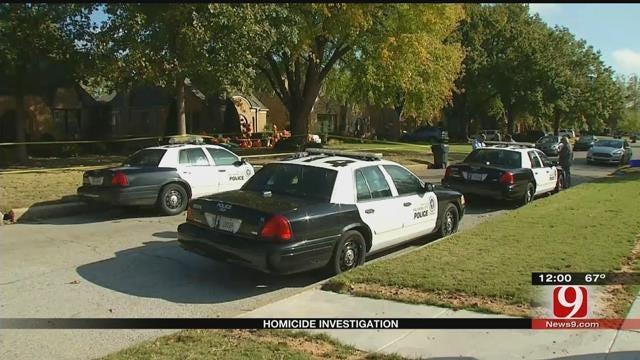 OKC Police Investigate Murder-Suicide
