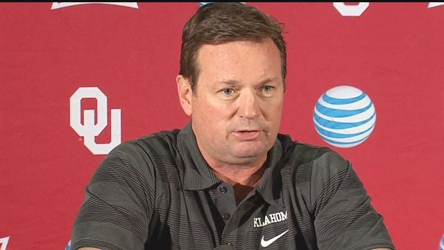 WATCH: Bob Stoops' Press Conference