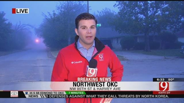 Police Investigate Shooting That Injured One In NW OKC