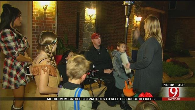 Deer Creek Mom Creates Petition To Keep Resource Officers On Campus