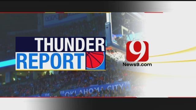 Thunder Set To Take On Magic Friday