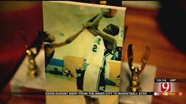 KD's Road From Inner City Washington DC To NBA Superstar