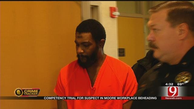 Competency Trial Begins For Oklahoma Man In Beheading Death